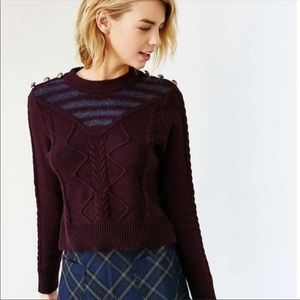 For Sale Alice & UO sweater NWT size s/p